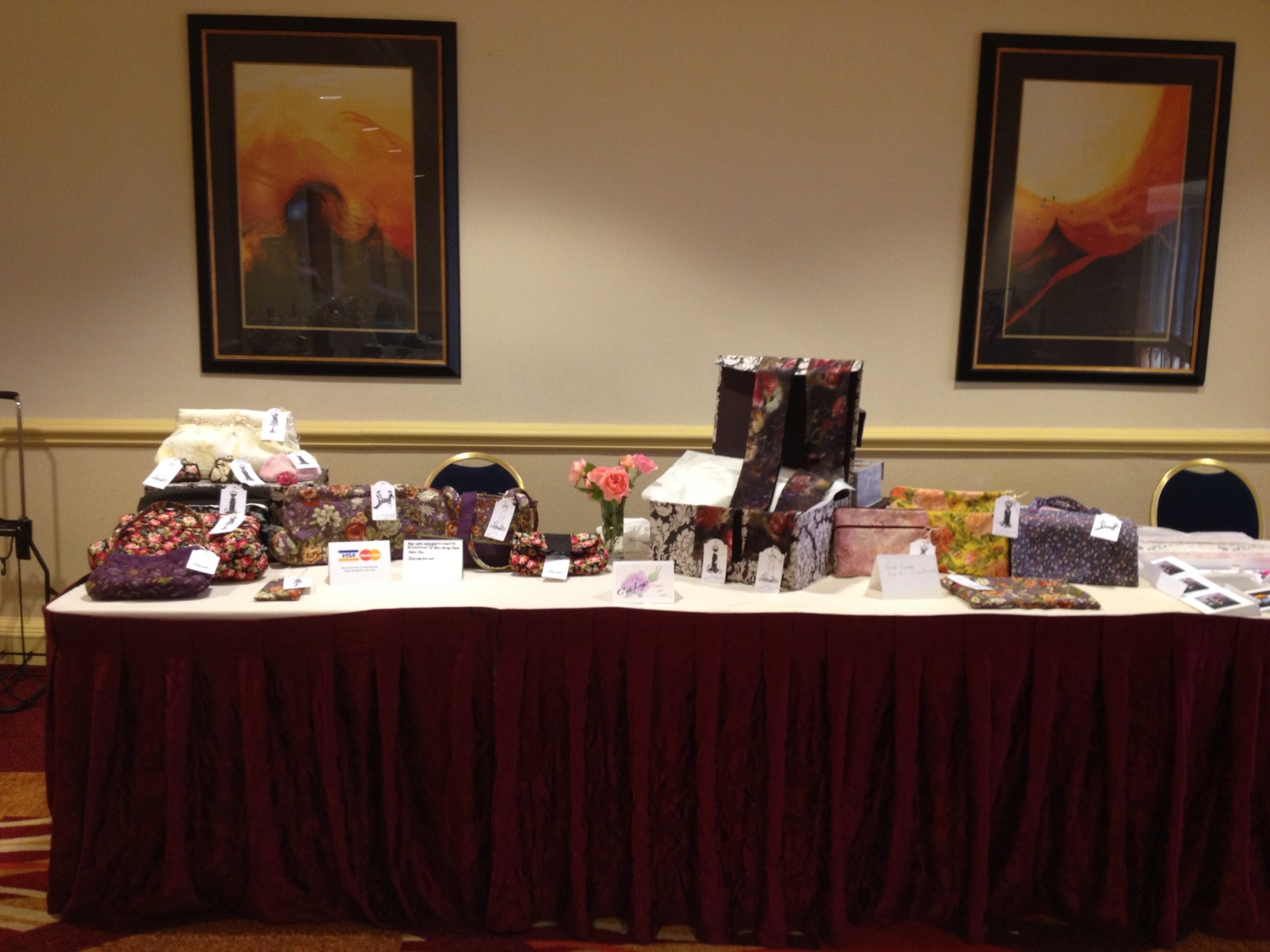 PENN-JERSEY DISTRICT CONVENTION AND ROSE SHOW